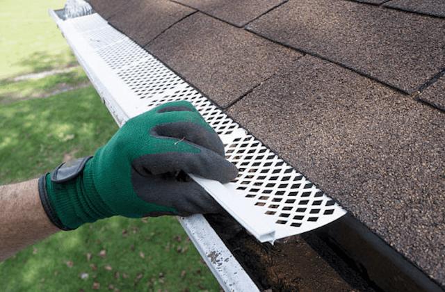 installing gutter guards